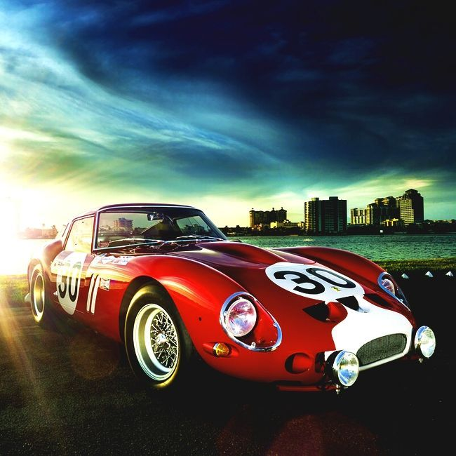 Ferrari 250 GTO top gear hot cars