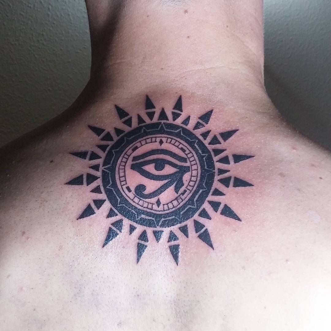 Cool 60 appealing egyptian tattoo designs the permanent charm for tattoo buycottarizona Images