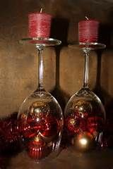 Christmas Wine Stock Images -