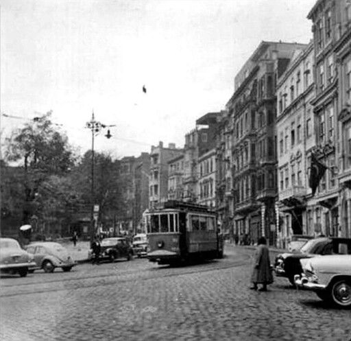 Taksim İstanbul, 1950 Present, In Front Of The Marmara