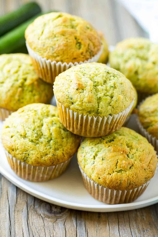 Healthy Zucchini Muffins Recipe Zucchini Muffins Healthy Zucchini Muffins Food