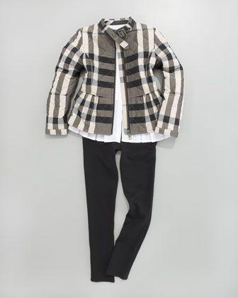 35596ea454c Mini Beat Check Jacket