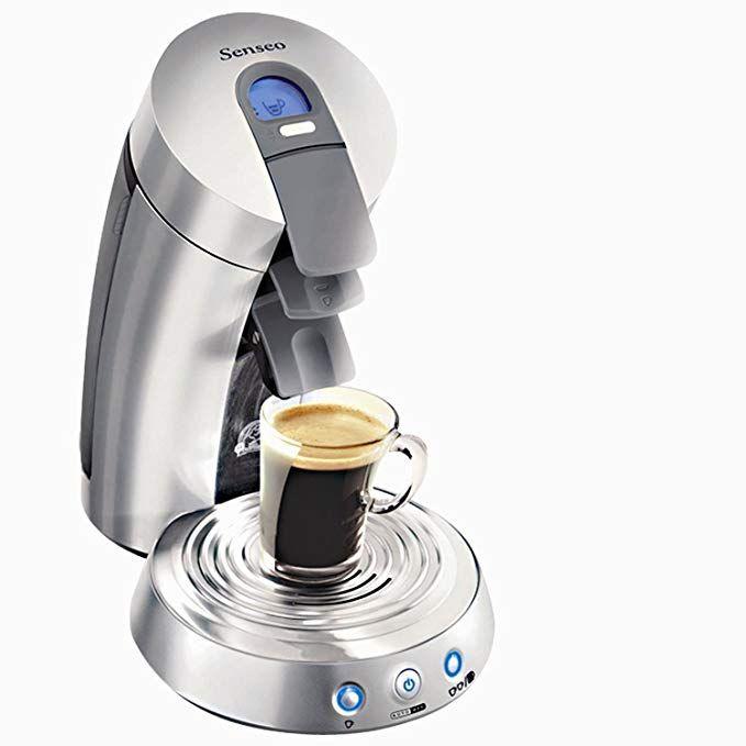 Senseo Sl783255 Single Serve Supreme Coffee Machine Chrome