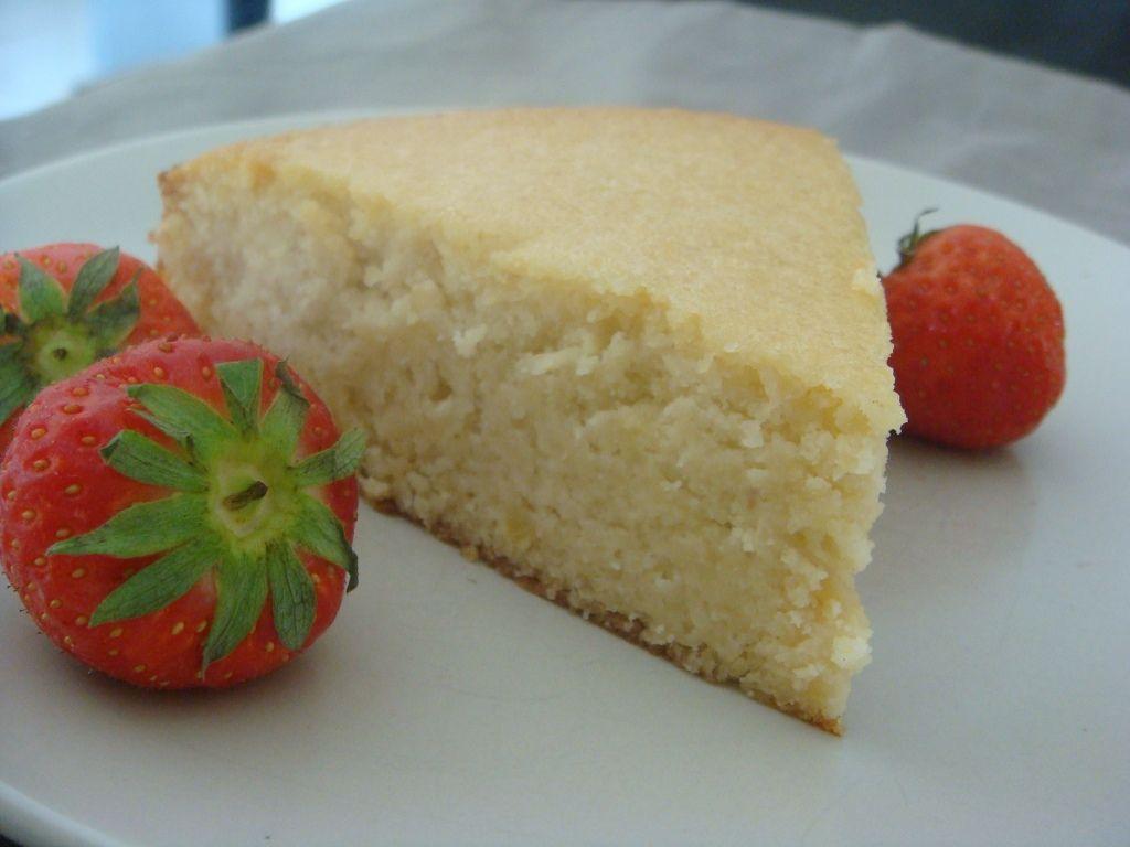 Lemon Almond Cake  #glutenfree #grainfree #paleo