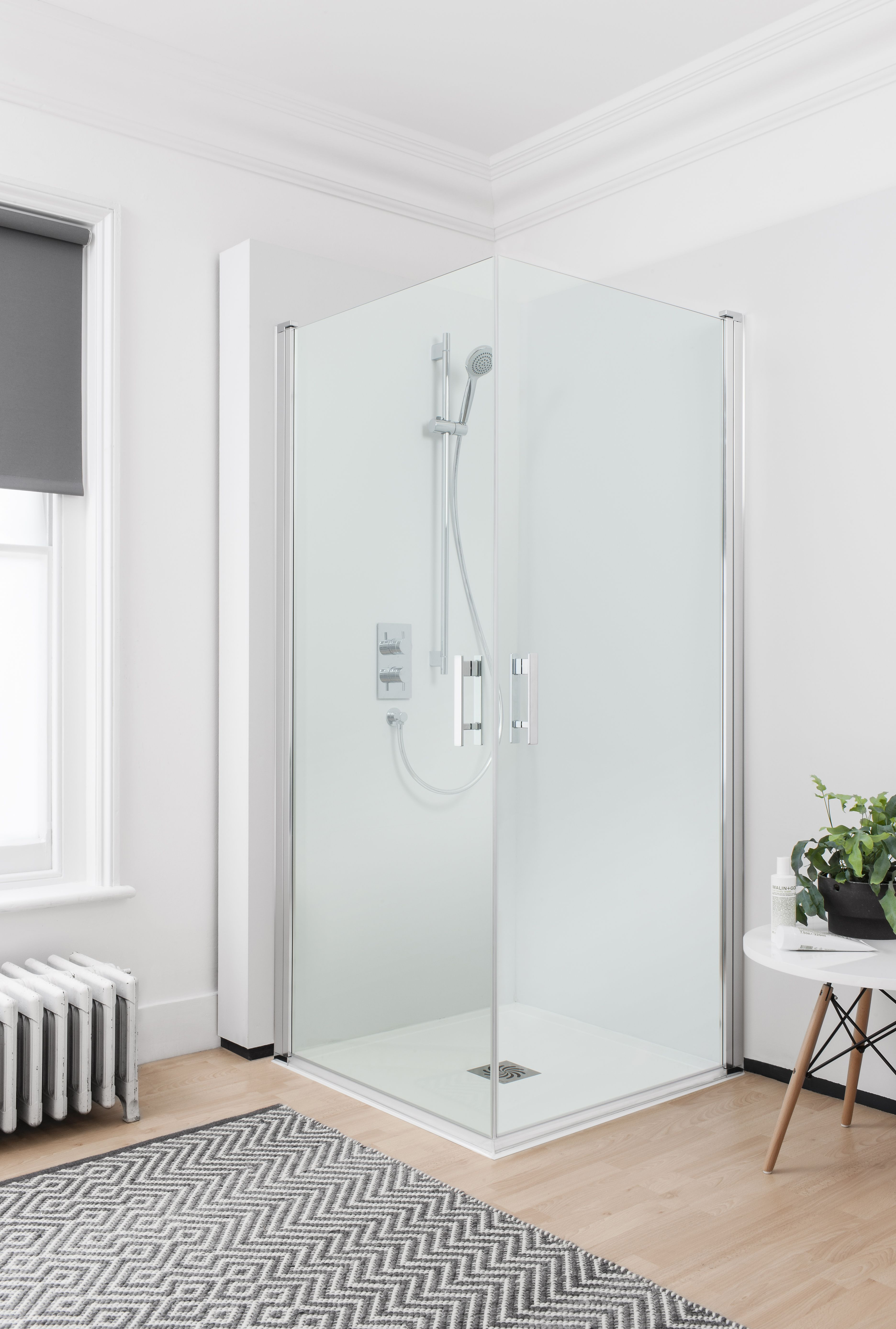 The new range of \'Click\' shower enclosures offers innovative design ...