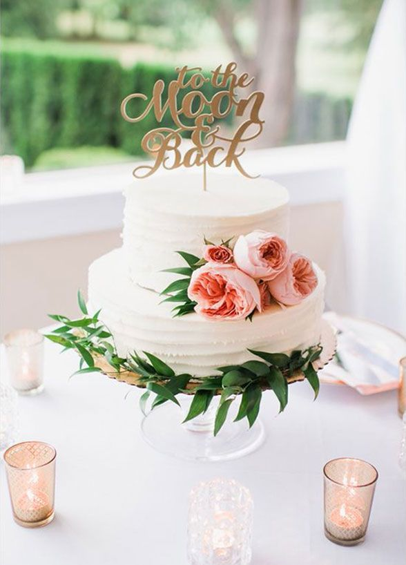 5 Cutest Cake Topper Ideas