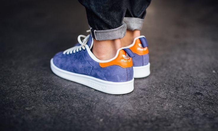 Midnight 2018 Indigo Stan Adidas Chaussures Smith Tendance 2017 vx7wY