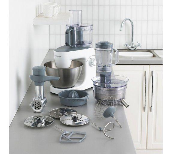 Buy Kenwood Khh326wh Multione Kitchen Machine White At