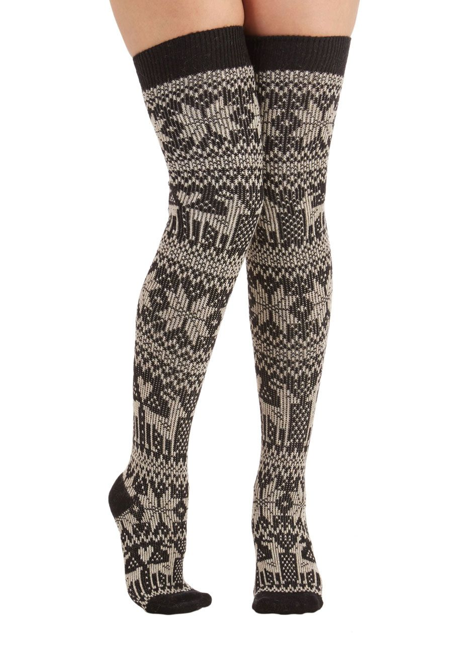 Snow \'Em What You Got Thigh Highs | Clothes | Pinterest | Medias ...