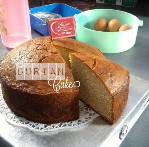 Resep Durian Cake Oleh Nancy Firstiant S Kitchen Resep Makanan Memanggang Kue Resep
