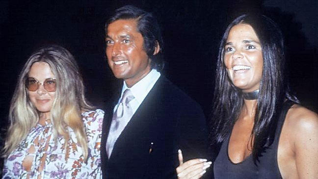 Image result for robert evans and sue mengers