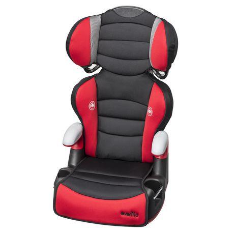 Evenflo Big Kid Amp High Back Belt Positioning Booster Car Seat