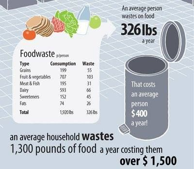 Food Waste Poster Food Waste Food Waste Poster Food Waste Project