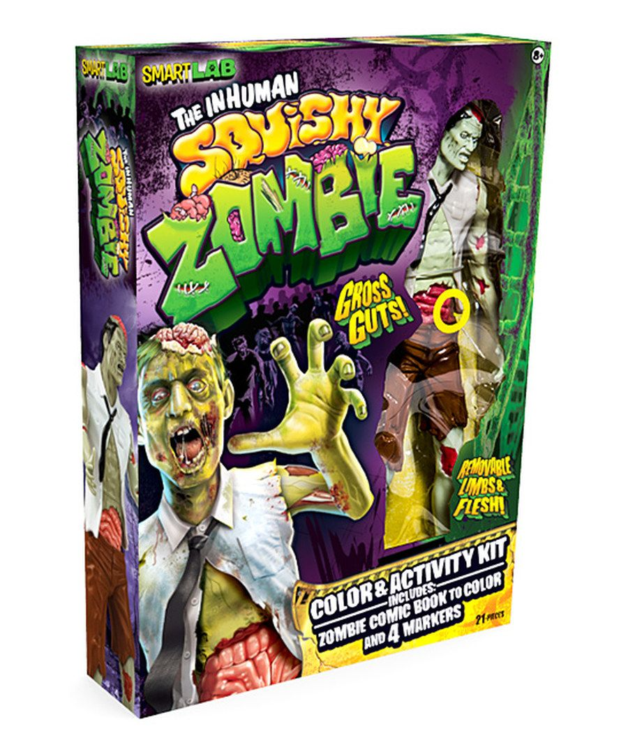 Look at this Inhuman Squishy Zombie on #zulily today!