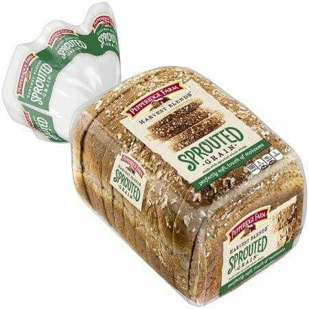 Thm On Plan Bread Sprouted Grain Bread Sprouted Grains Trim Healthy Momma