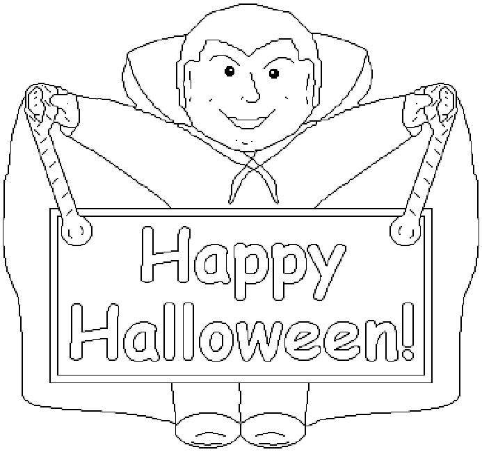 Lego Halloween Coloring Pages