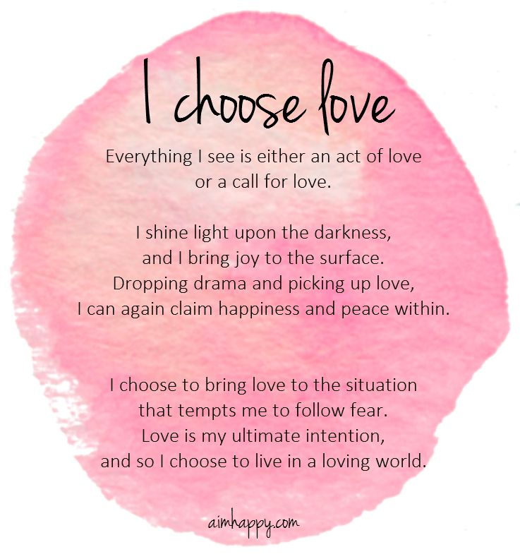 An #Affirmation for Love (That Could Change Your Life ...