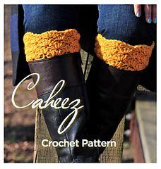 Boot Cuffs Crochet Pattern #lace #bootcuffs #bootsocks #crochet #legwarmers