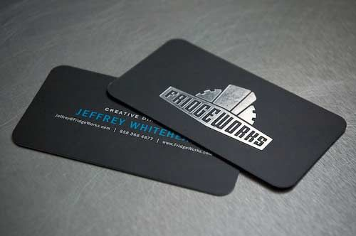 Black Business Cards Design The Best Deal on Business Cards
