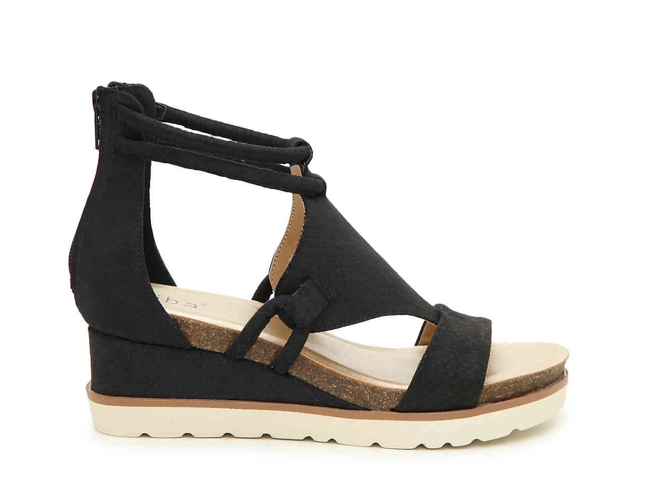 3b3ee863fd8 Diba Chenay Wedge Sandal Women's Shoes | DSW | Great outfits... in ...