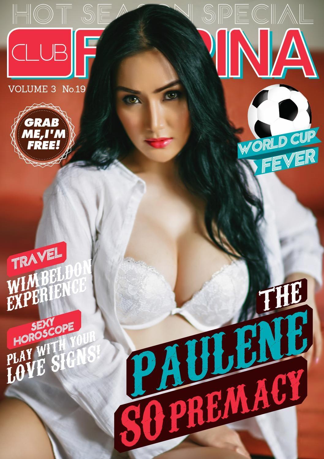 Clube sexy magazine