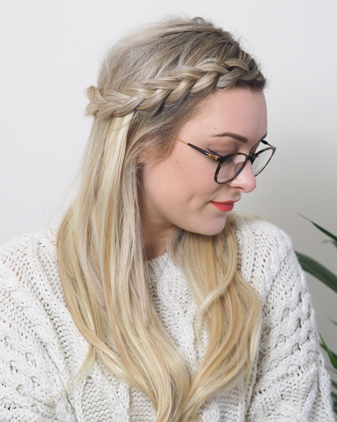 2 Everyday Hairstyles for Long Hair | Peinados