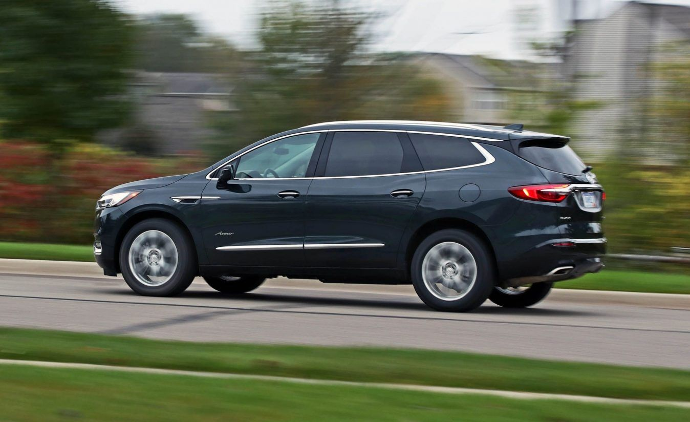 2020 Buick Enclave Review Engine Redesign Price Release Date Photos Dengan Gambar