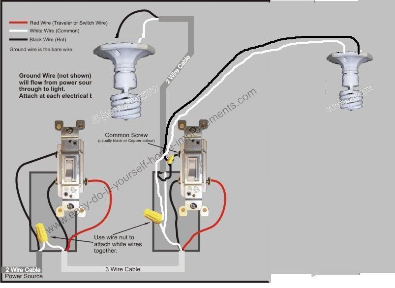 Add Light Switch Wiring Schematic - Find Wiring Diagram •