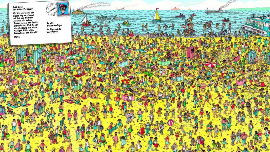 Wo Ist Walter Bilder