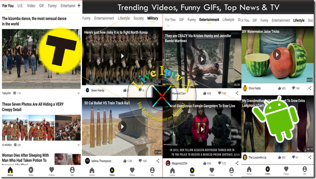 Best Streaming TV Online TopBuzz APK For Android Device