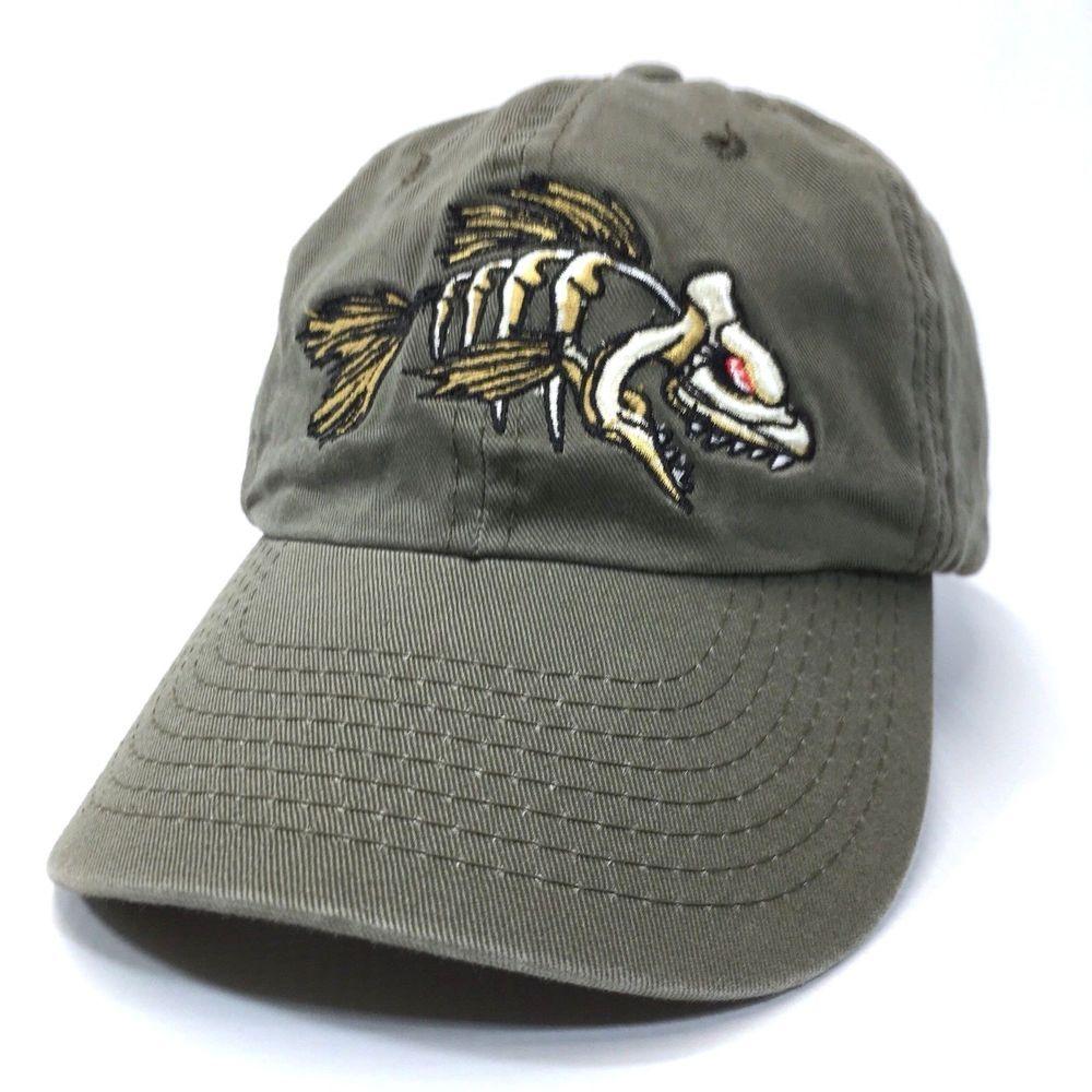 Men Fishbone Trucker Caps Fish bone Fishing Hip Hop Baseball Caps Summer