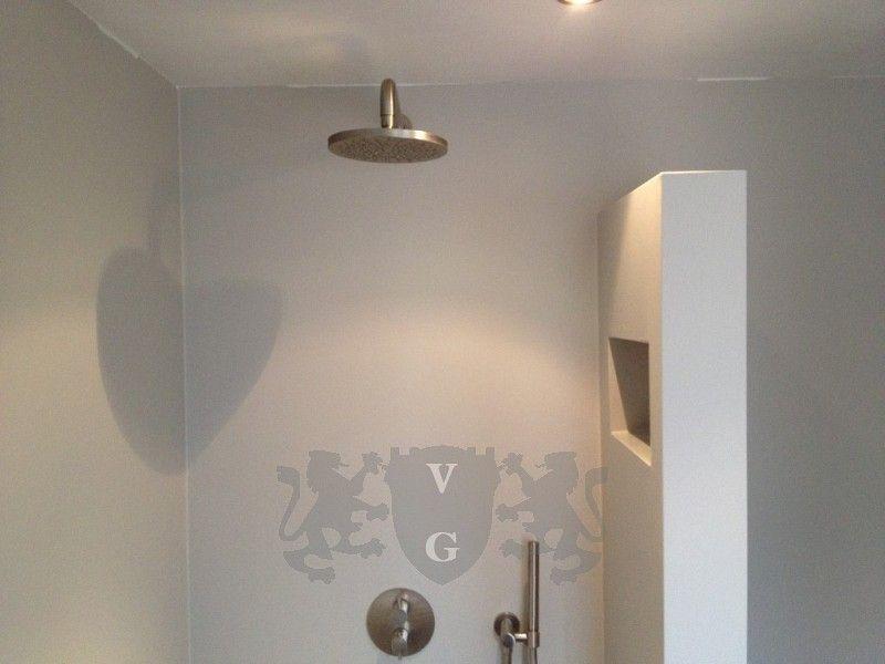 Project Lappalou, badkamercoating - De Vestingh Verf & Glas - Particulieren - Bedrijven - Bussum