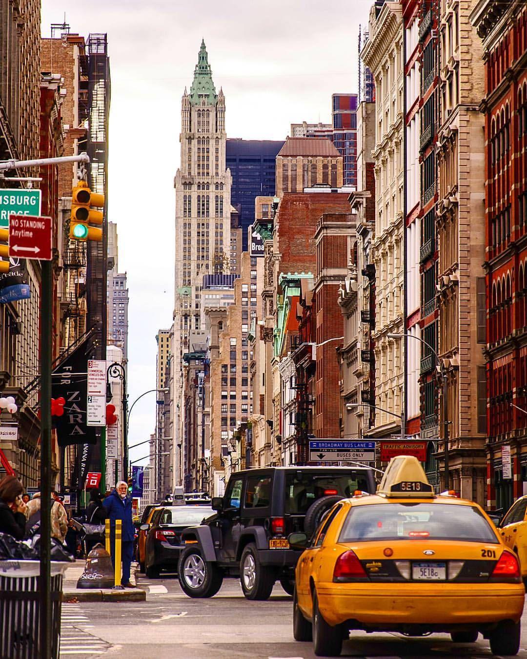 Manhattan To New York City