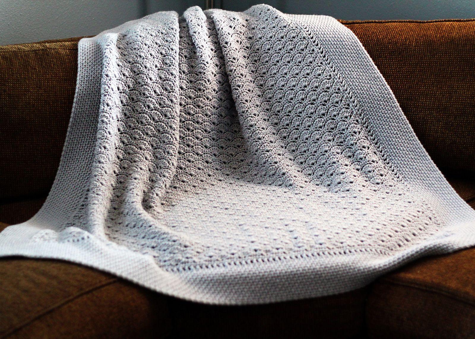 Granny Square Blanket Easy