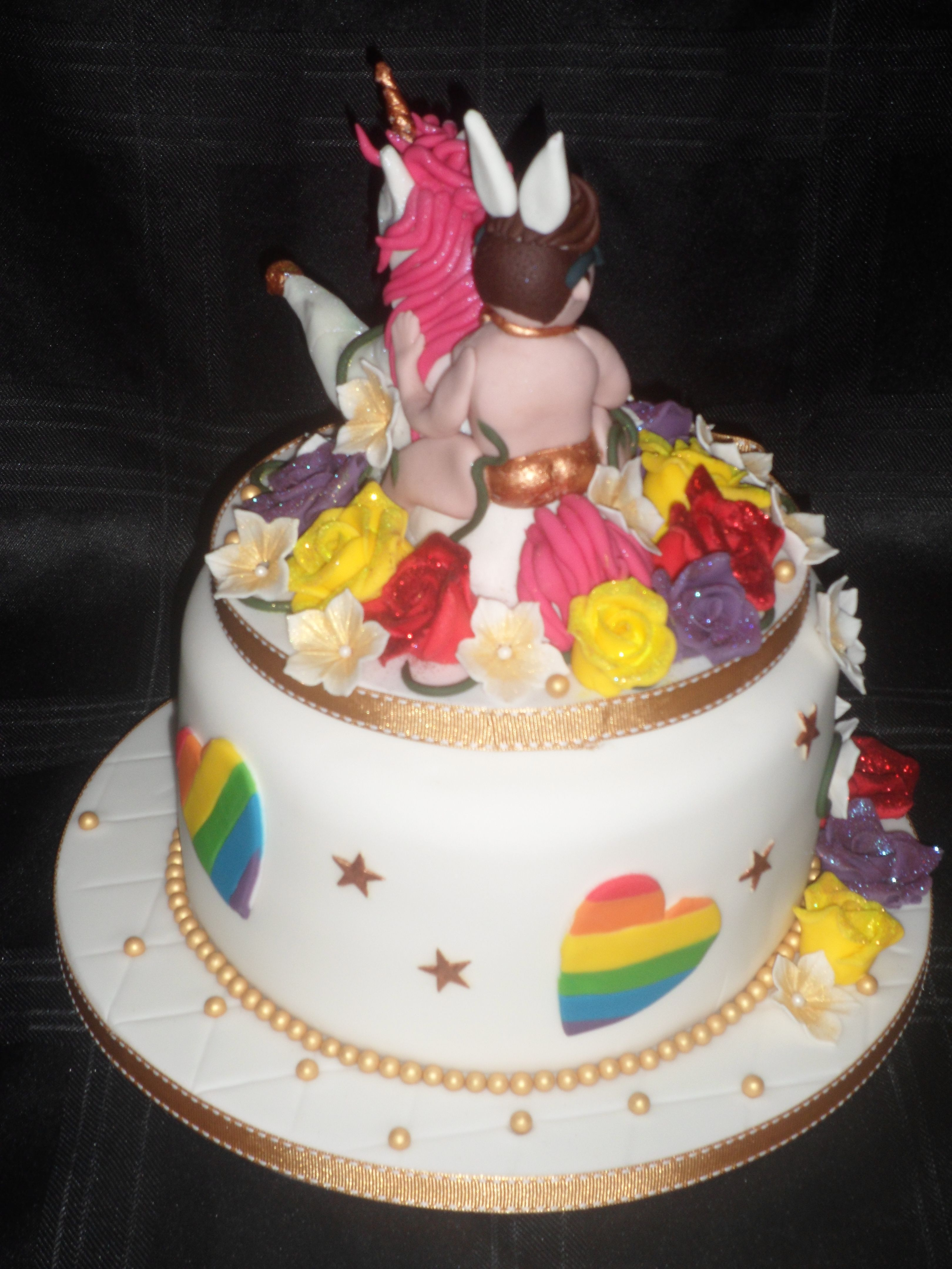 Fabulous Pin On Celebration Cakes Funny Birthday Cards Online Overcheapnameinfo
