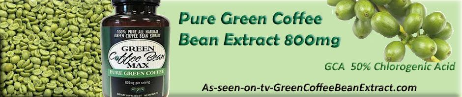Will Pure Green Coffee Beans 800 mg  Help You Lose Weight?