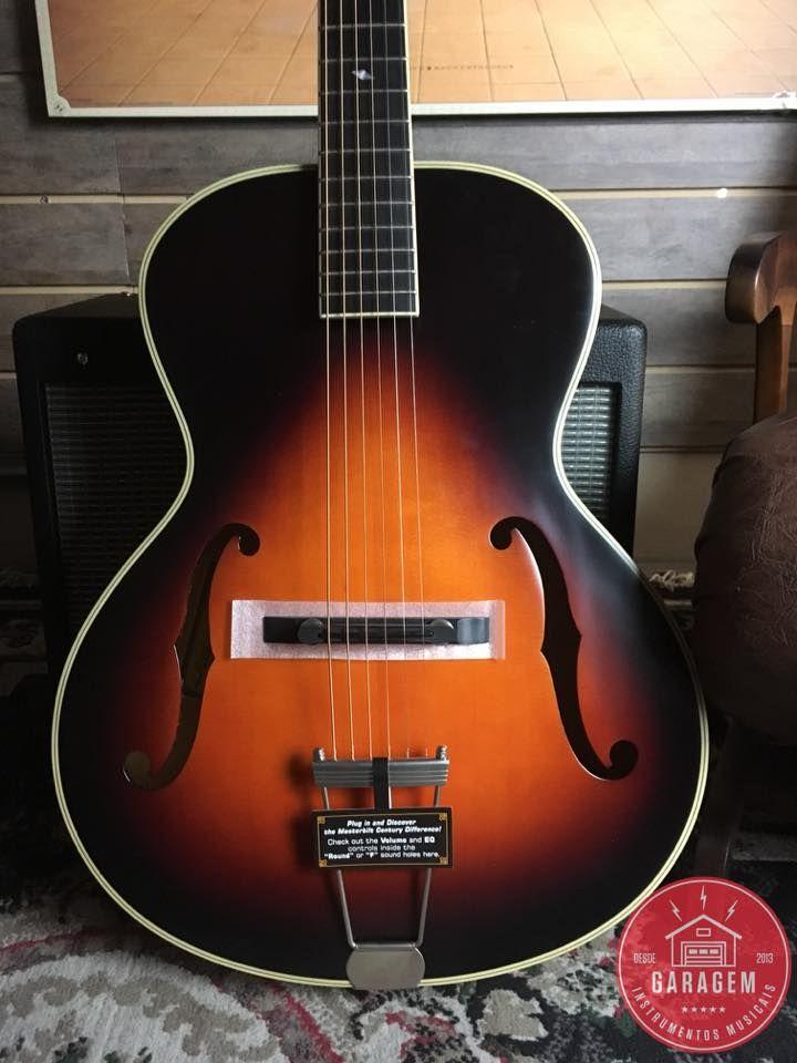 Epiphone Masterbilt Century Zenith Classic Vintage Sunburst Epiphone Rare Guitars Guitar