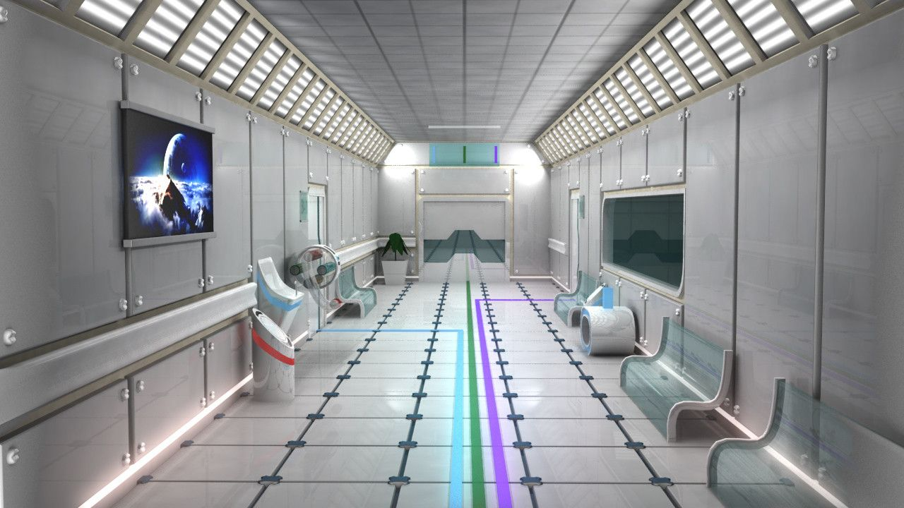 Sci Fi Hospital Room : Image result for sci fi laboratory concept stylized