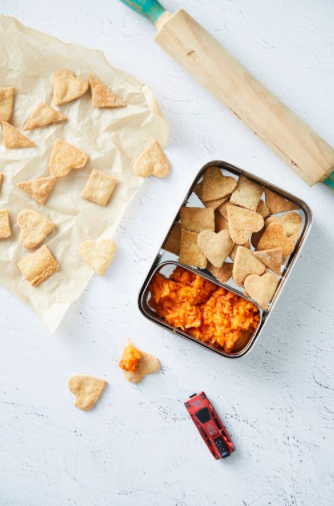 Make your own crackers and hummus for a zero waste plastic free make your own crackers and hummus for a zero waste plastic free kitchen solutioingenieria Image collections