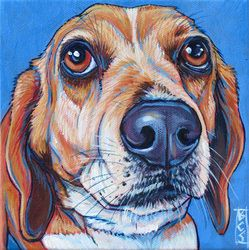 Pet Portraits by Bethany
