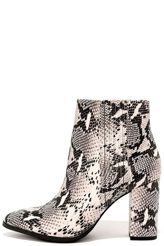 Seychelles Embossed Leather Ankle Boots discount hot sale pay with paypal good selling cheap price ebay sale online explore cheap price ShDsWtt