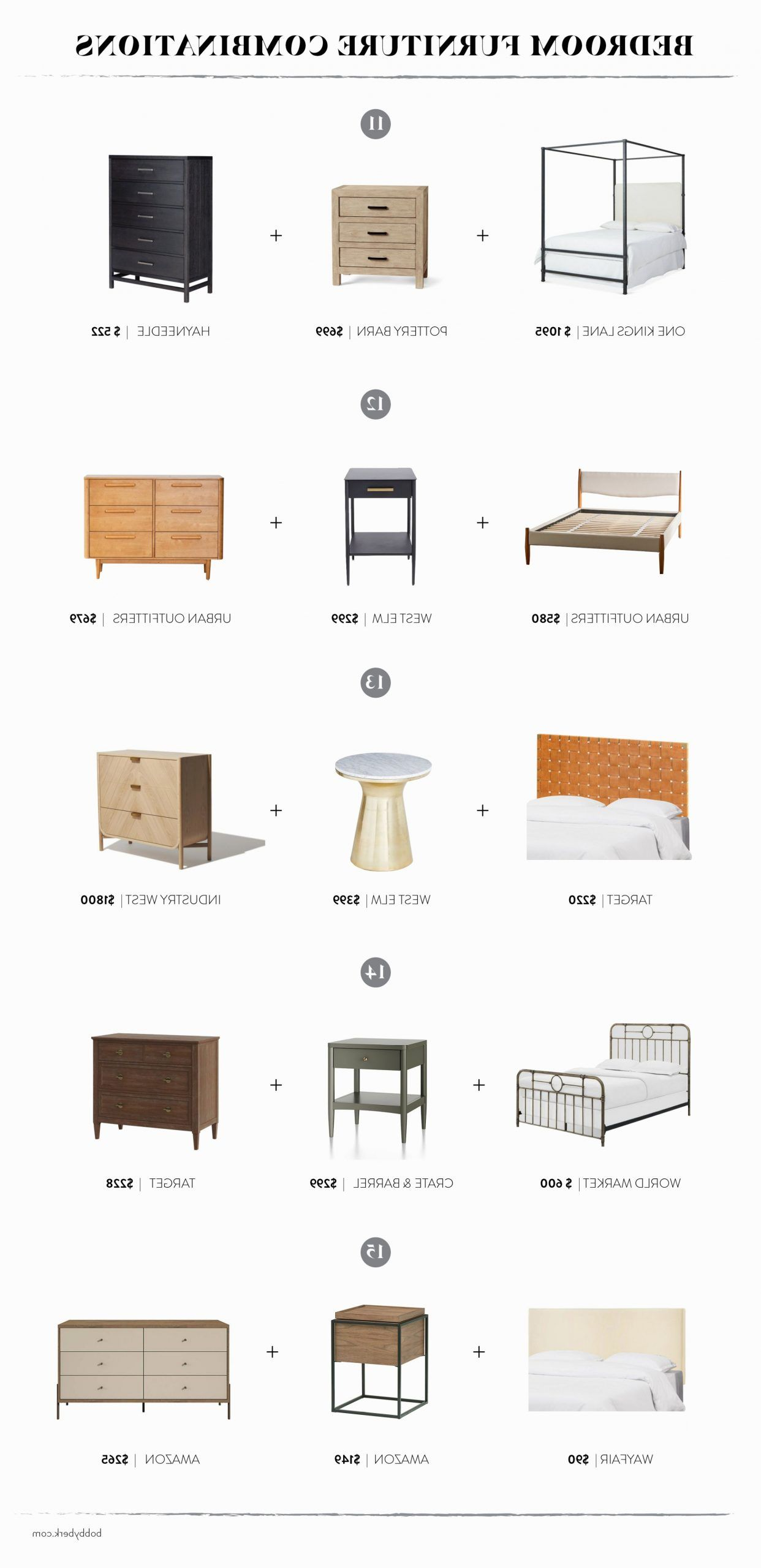 3 Things You Should Know About Bedroom Furniture Pieces Names di 3