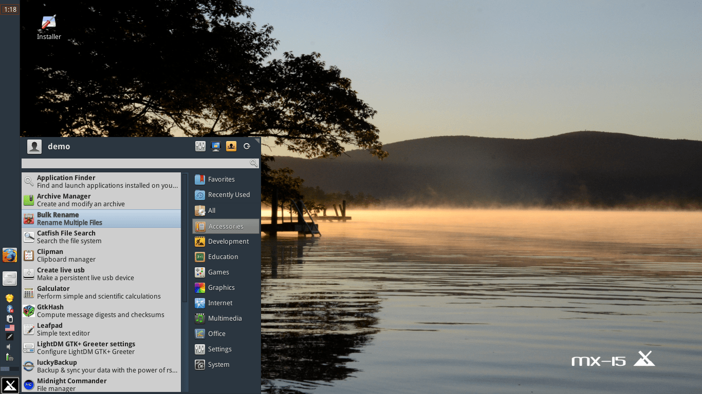 MX Linux 18 3 isos for your use MX-18 3 is a refresh of our