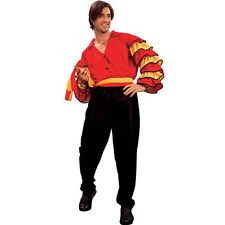 e8a34d1a4be Mens Spanish Fancy Dress Costume - Flamenco Dancer   Rumba Man   Latin Salsa