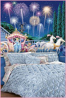 Cinderella Bedroom On Pinterest