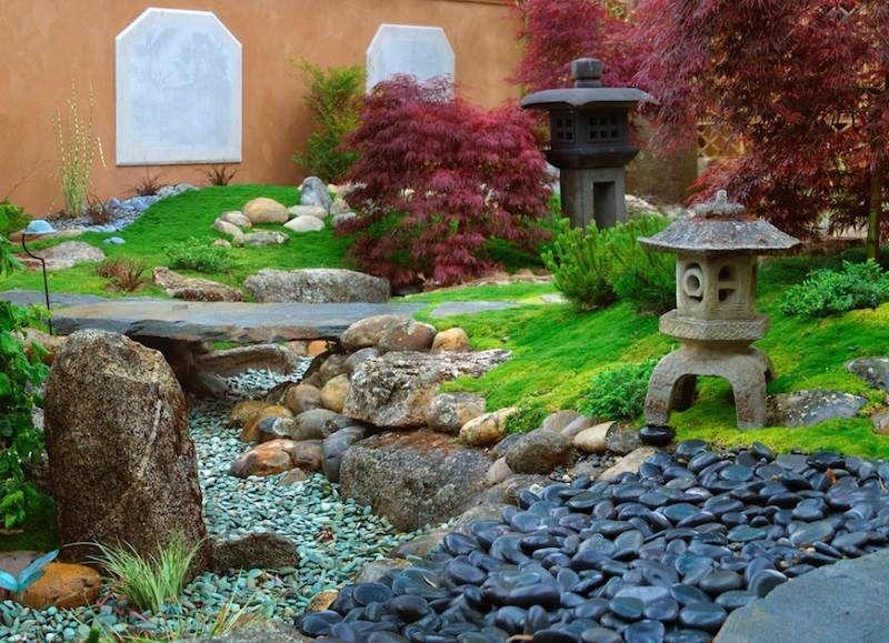 Décoration Jardin Japonais   La Comprendre Afin De La Réussir