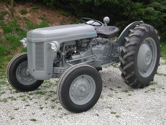 Ferguson To30 1953 Ferguson To30 Antique Tractor Antique