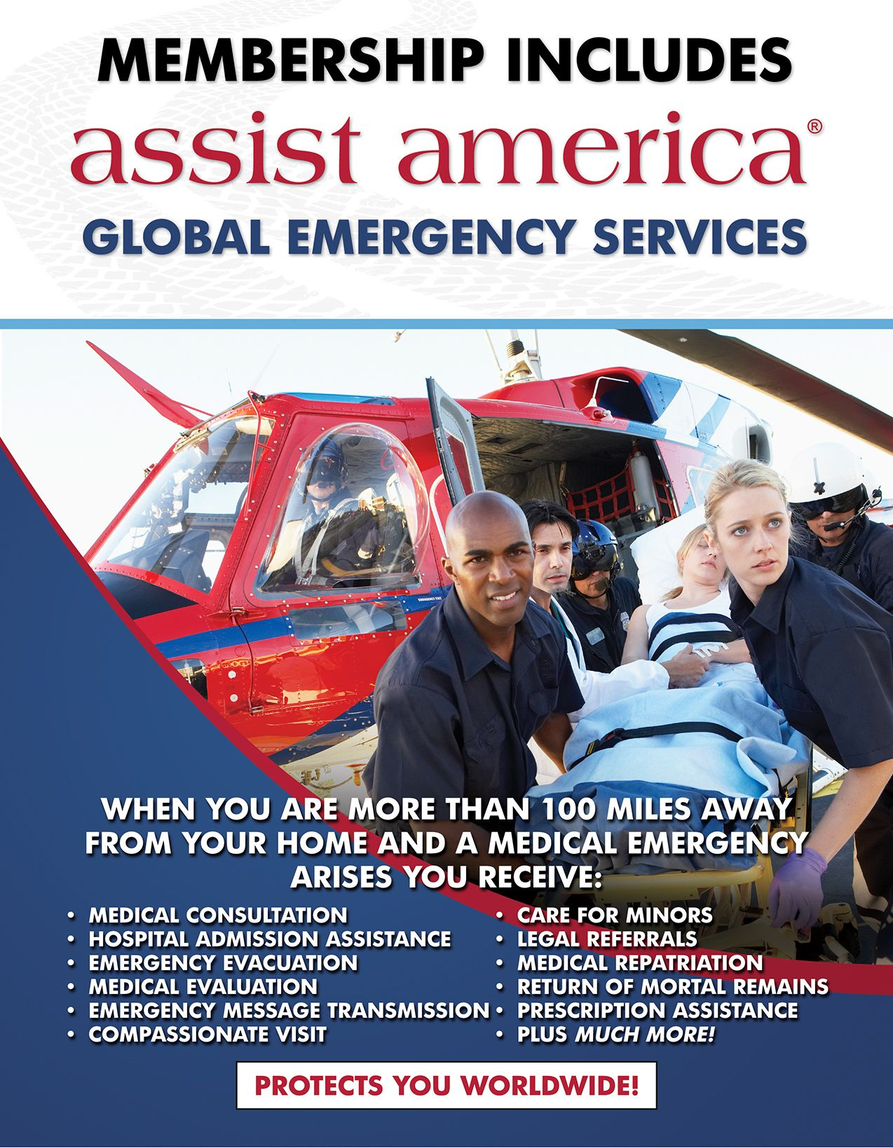 Your access to medical transportation can be the
