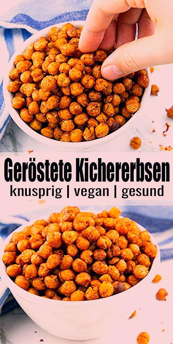 Photo of Geröstete Kichererbsen