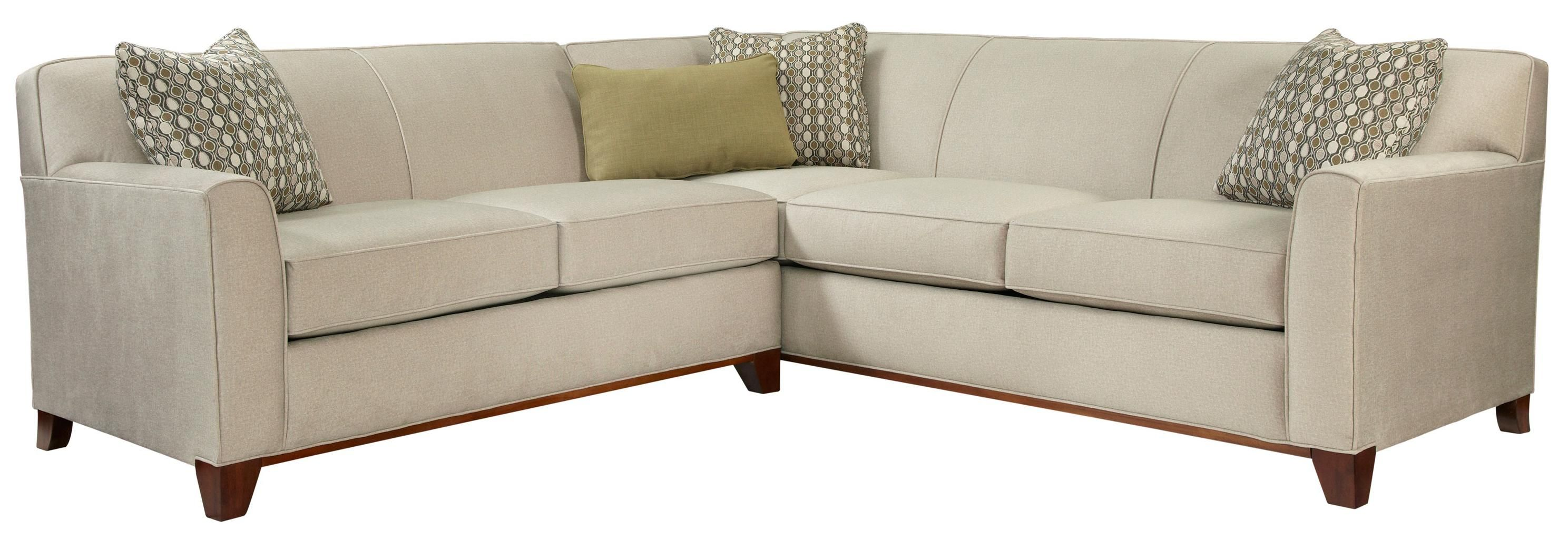 Layla 2 Piece Track Arm Corner Sectional by Broyhill Furniture ...